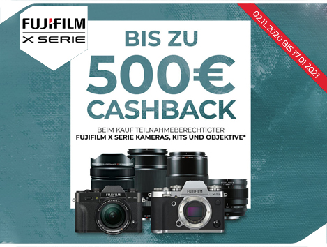 Fuji winter cashback 2020